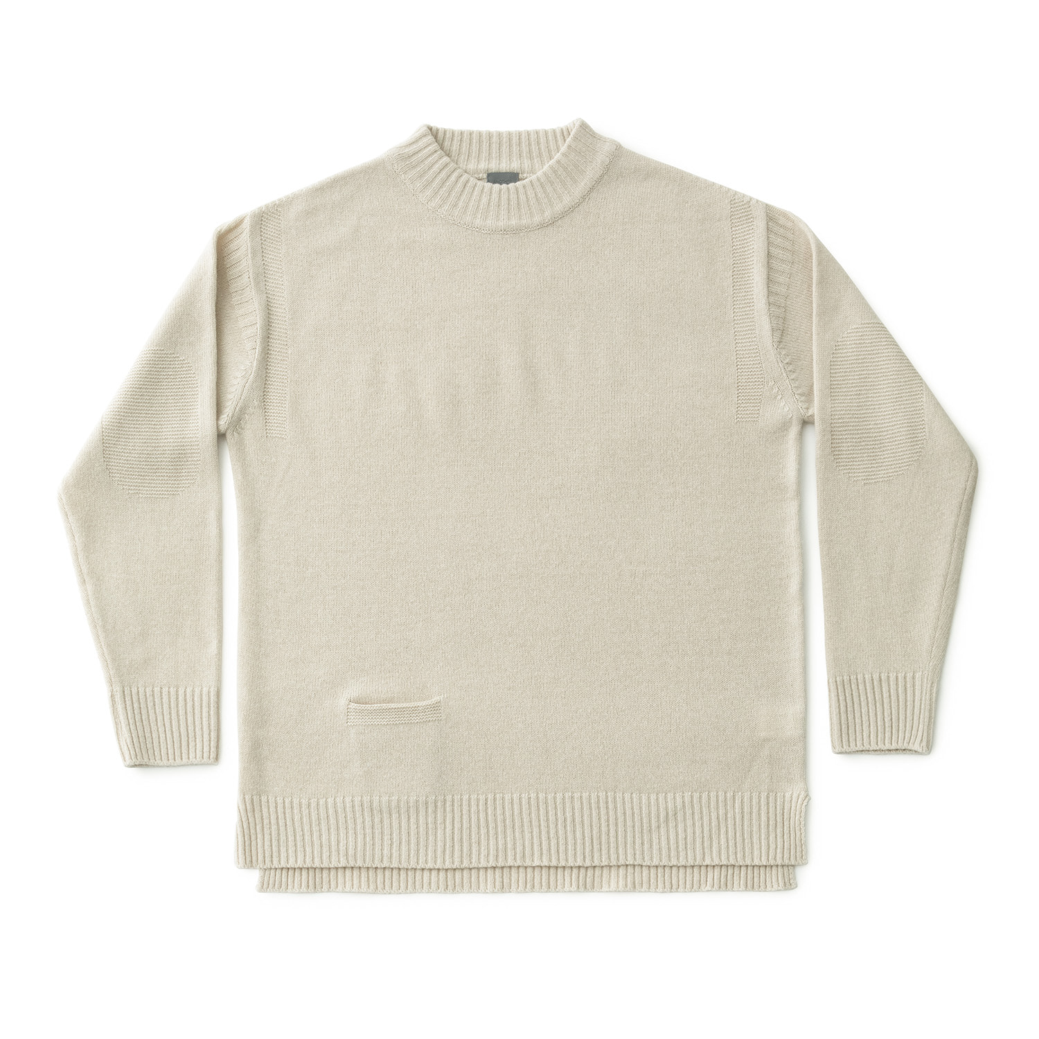 Sailor Guernsey Sweater (Ecru)
