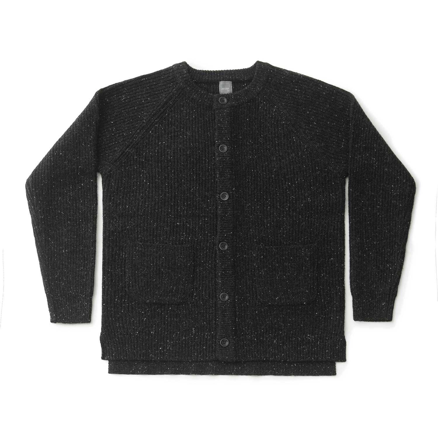 Current Kilcarra Cardigan (Charcoal)