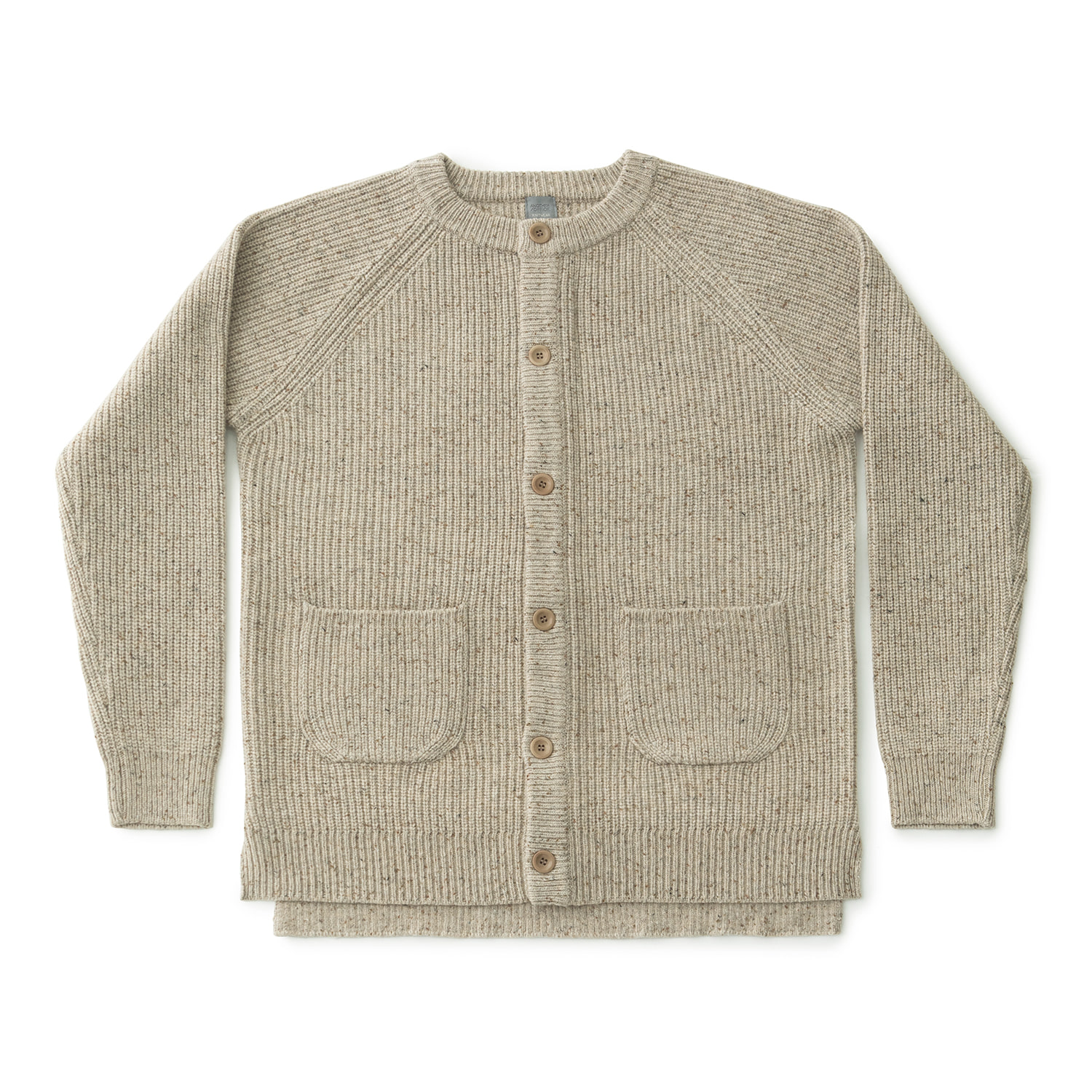 Current Kilcarra Cardigan (Oatmeal)