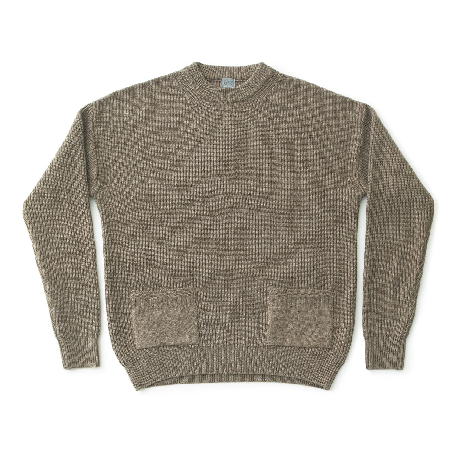 Ample Knit Pullover (Mink)