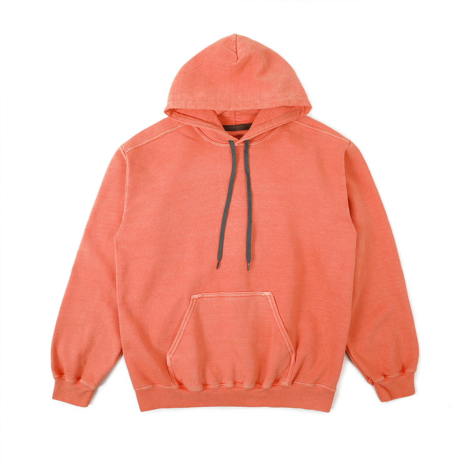 Laundry garment hoody (Orange)