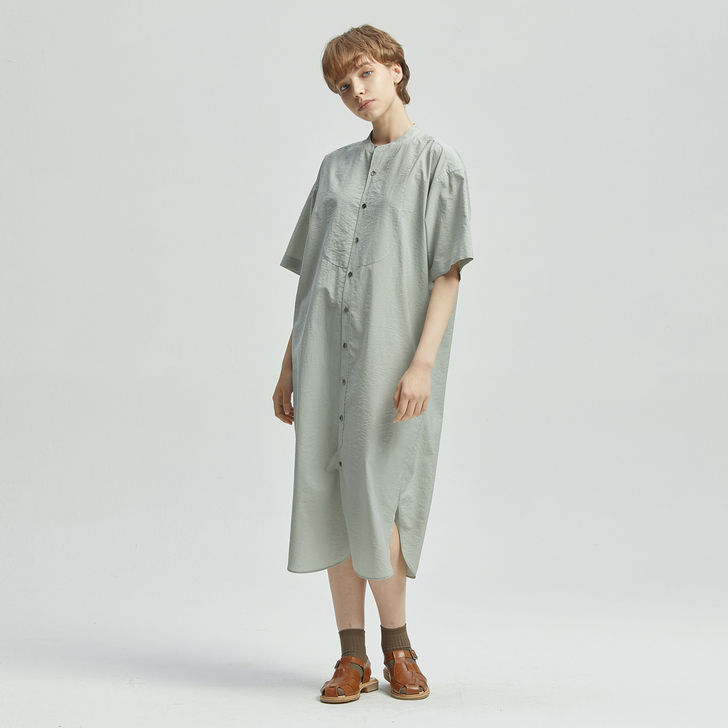 Editor Shirtdress (Seasalt)