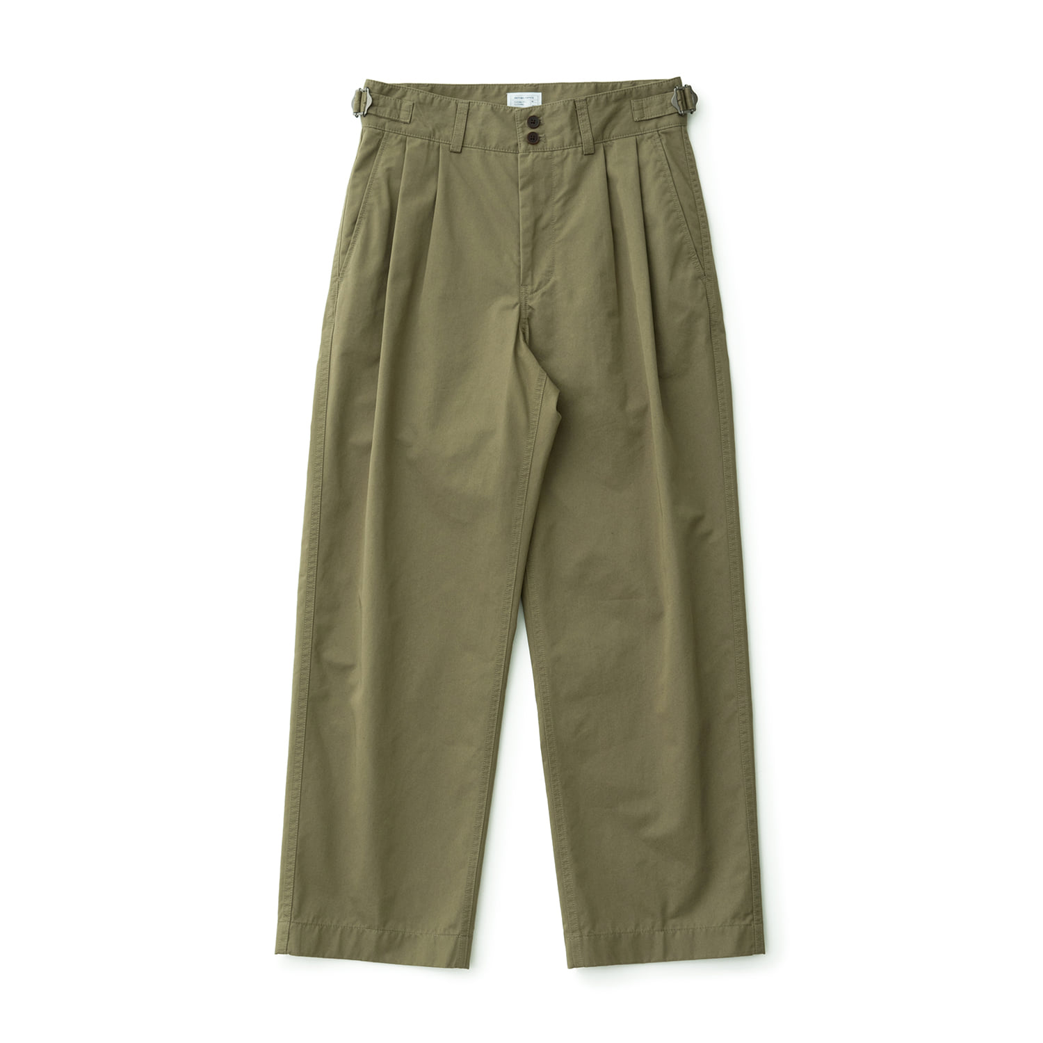 21SS Santiago Pants (Light Olive)
