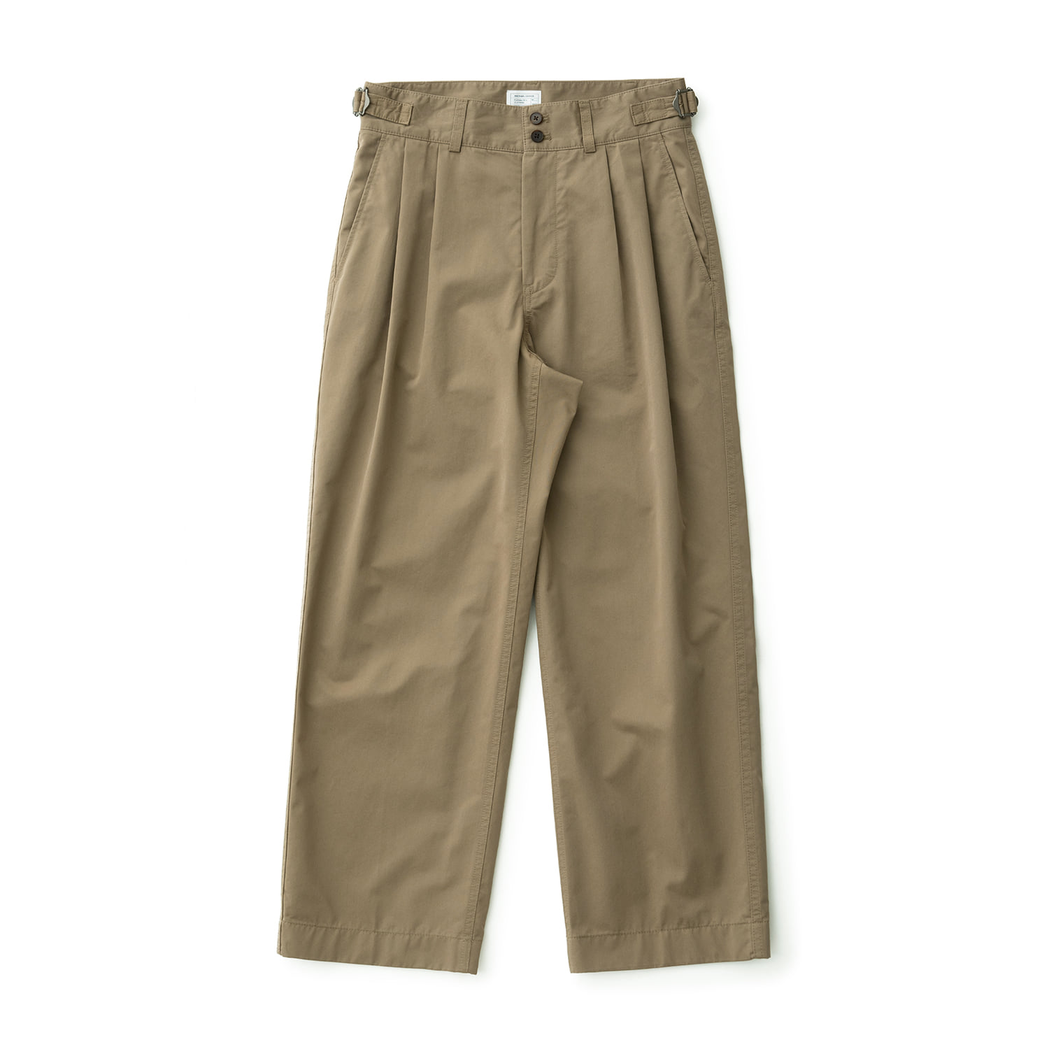 [재입고] 21SS Santiago Pants (Officer Khaki)