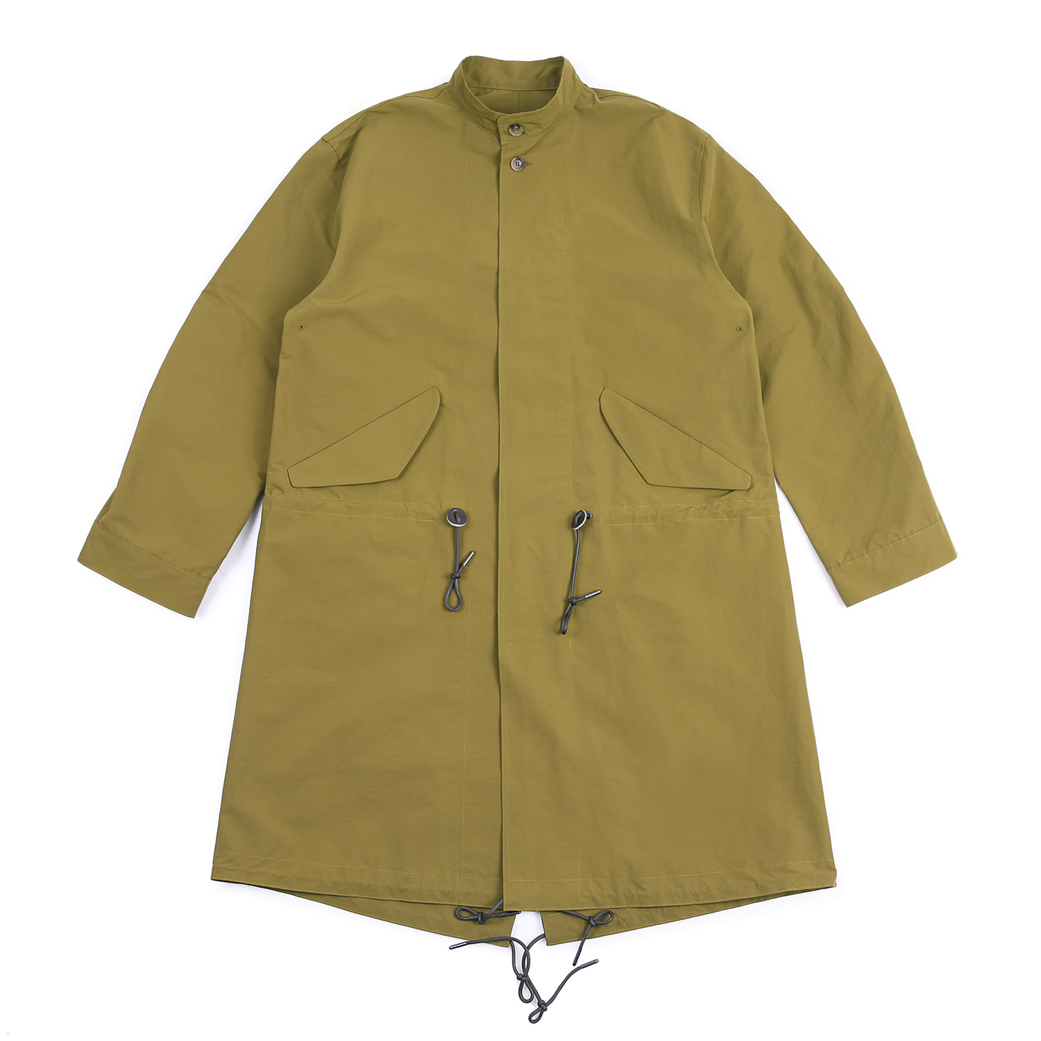 25%OFF_Farewell Youth Mods Coat (Olive)