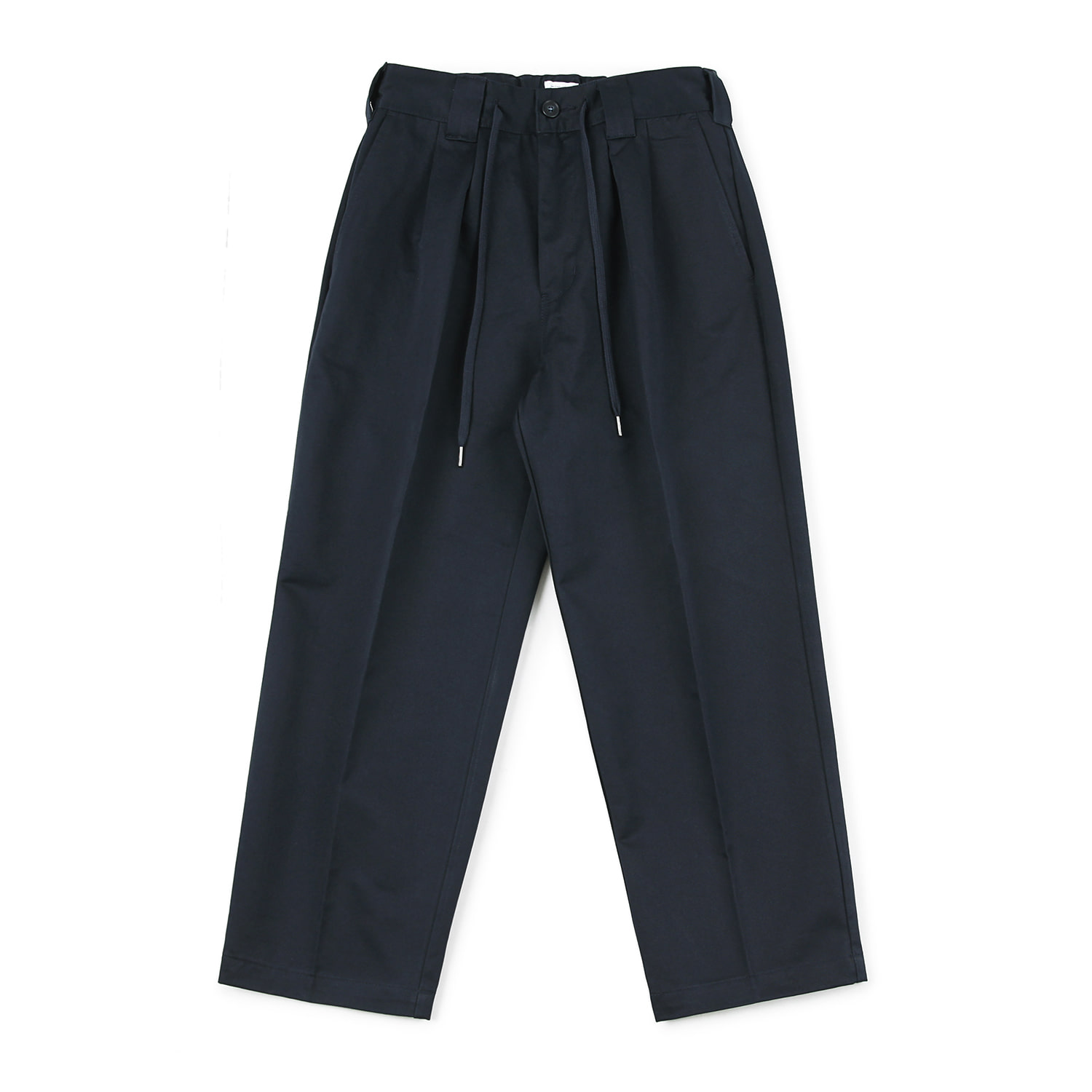 25% OFF_Skater Two tuck Pants (Navy)