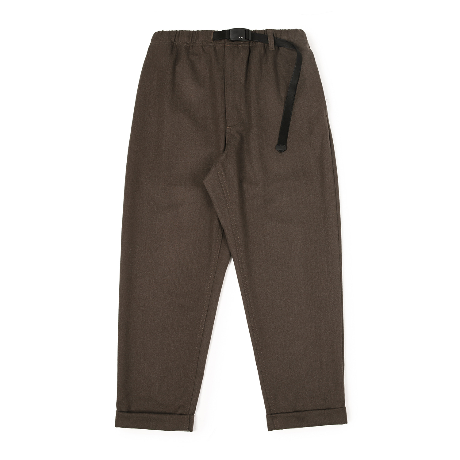 25% OFF_Stroller Herringbone Pants (Brown)