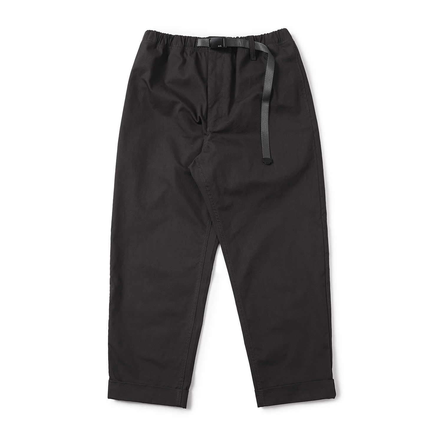 25% OFF_Stroller Dyed Pants (Almost Black)