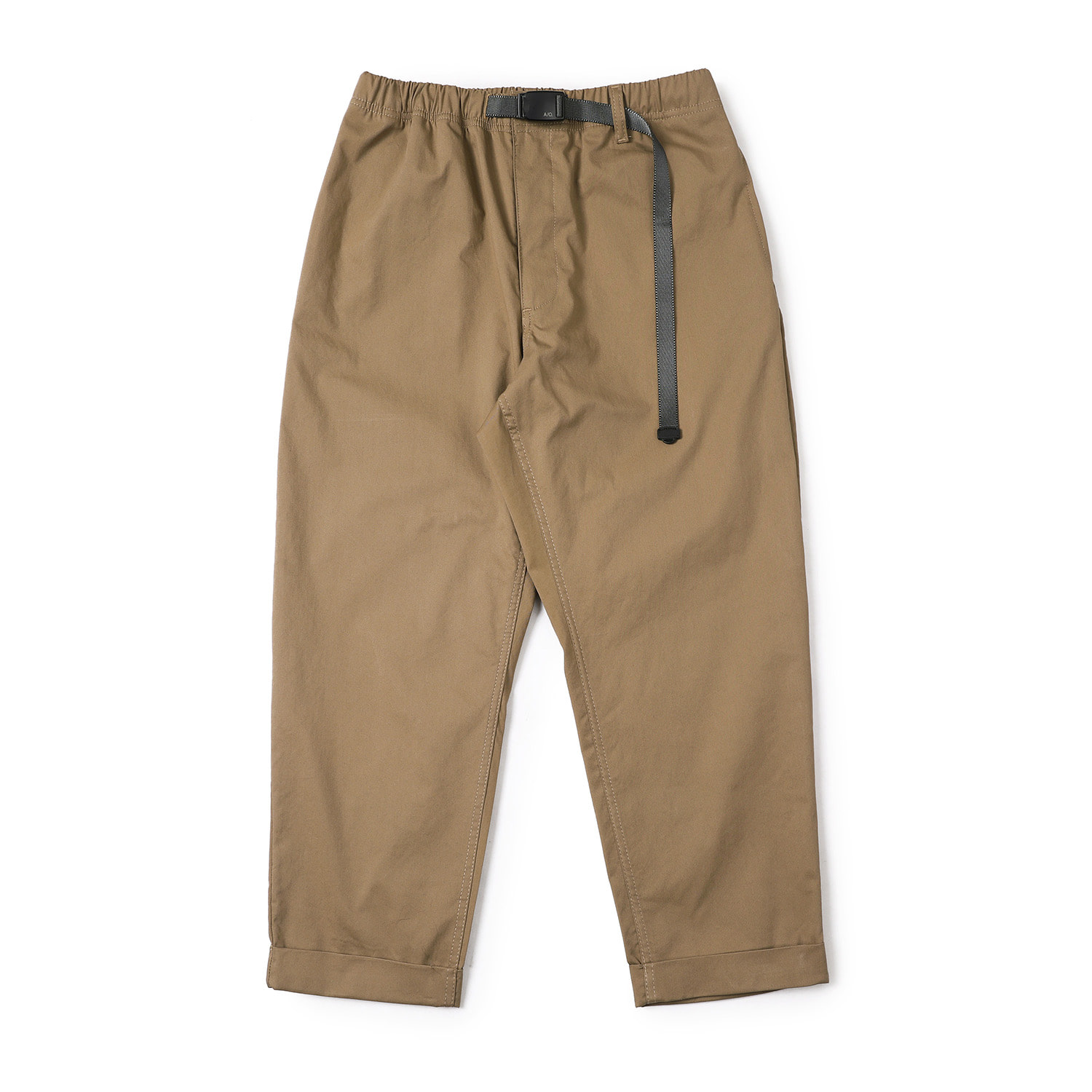 25% OFF_Stroller Dyed Pants (Khaki)