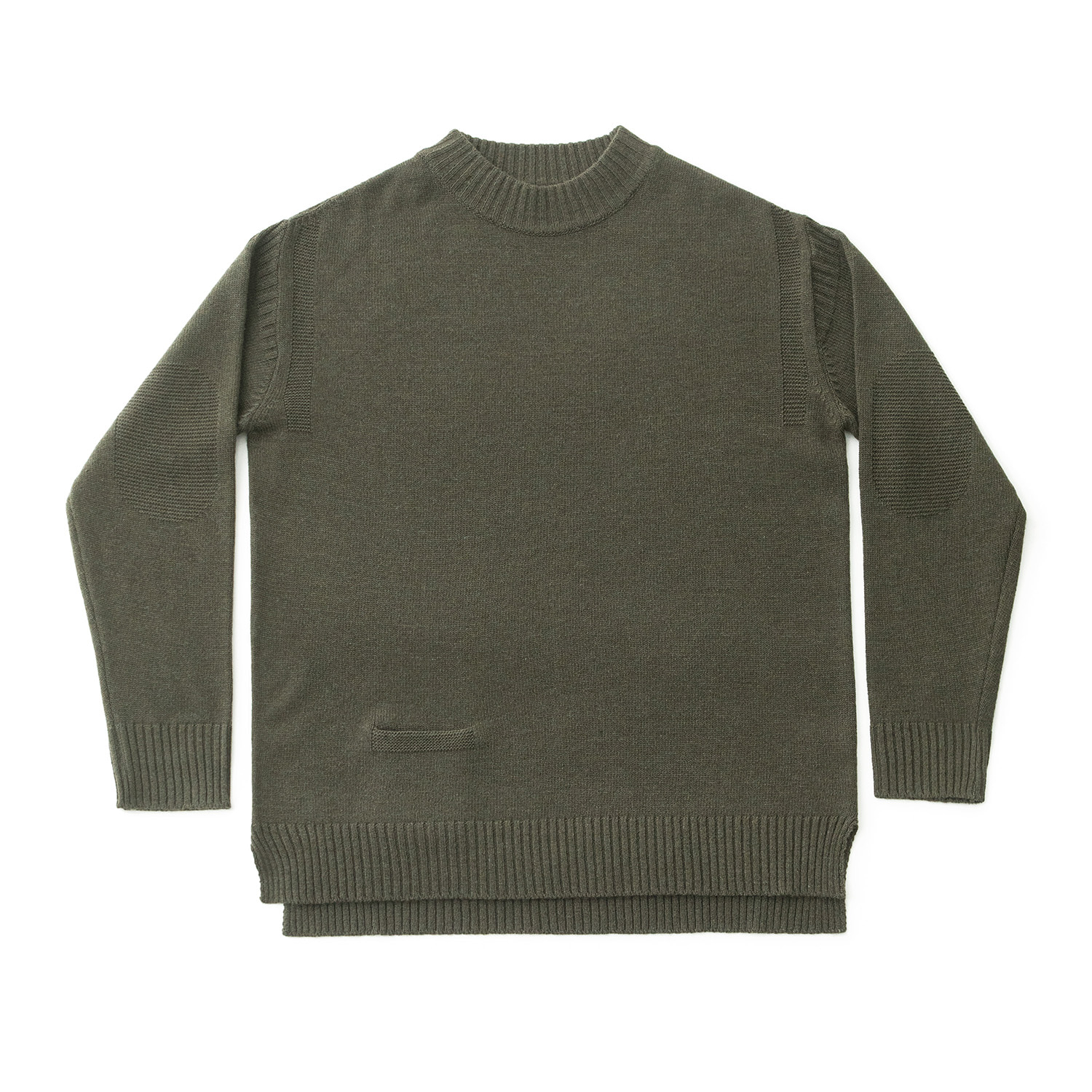 Sailor Guernsey Sweater (Forest)