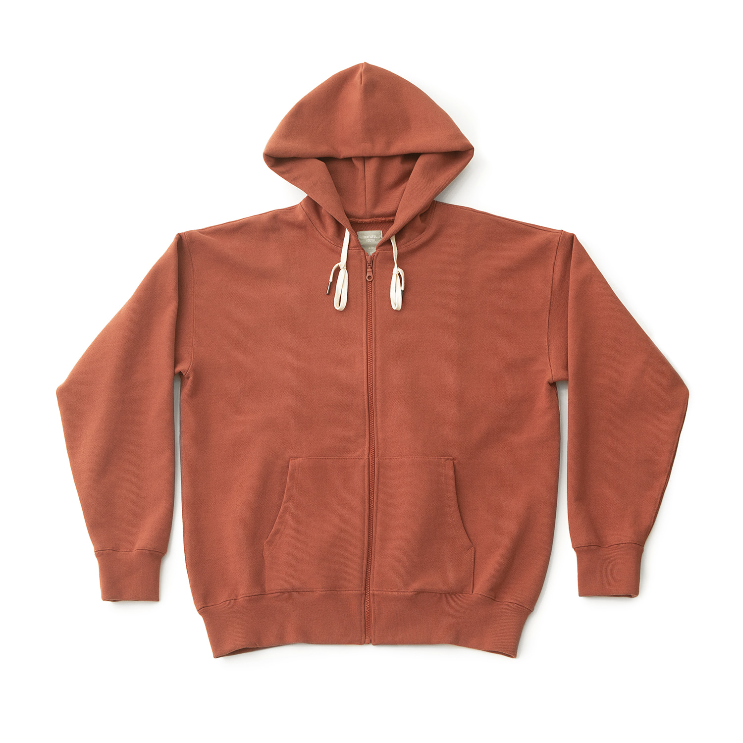 Upright Hood Jacket (Sunset)