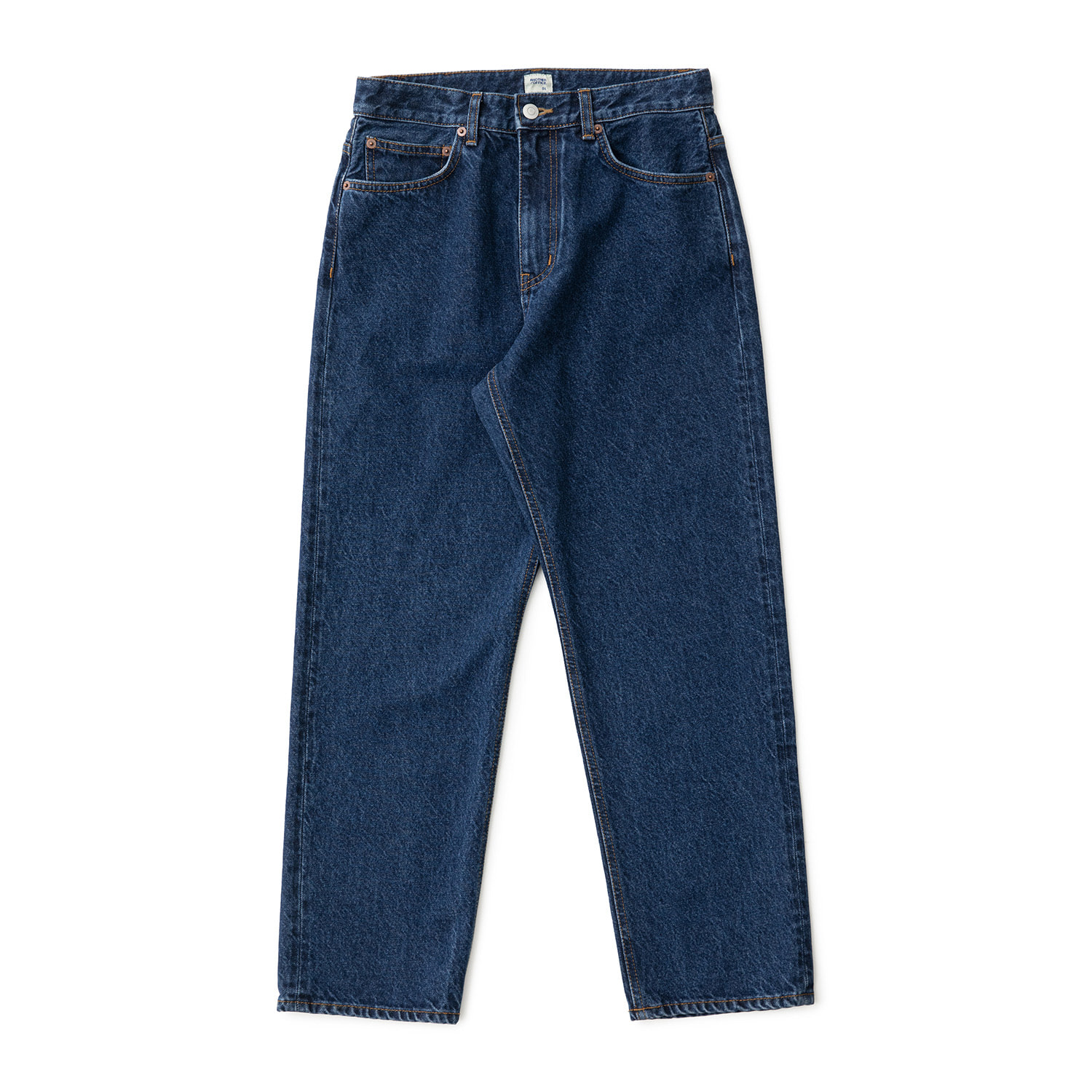 Study Denim Type 1 (Indigo)