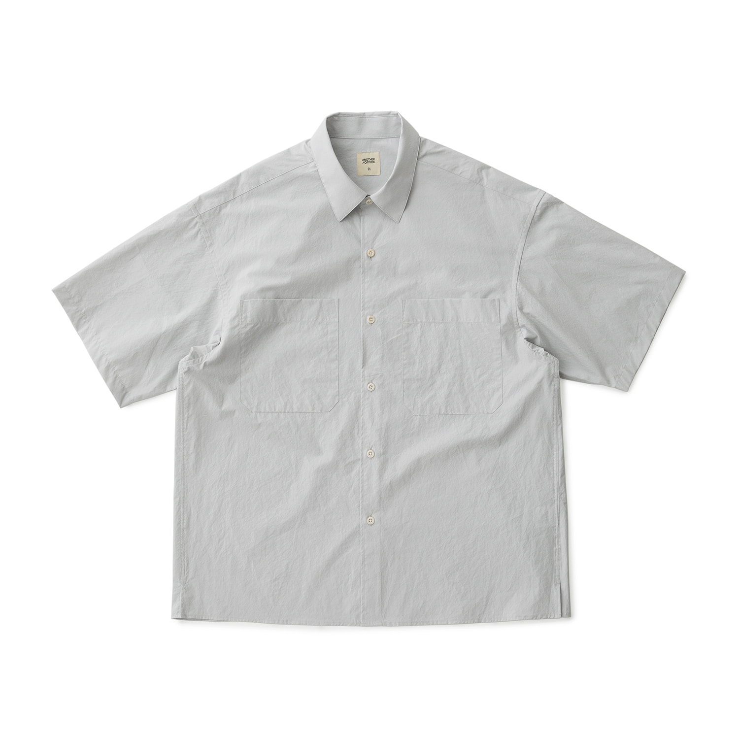 Writer Shirt (Dove Gray)