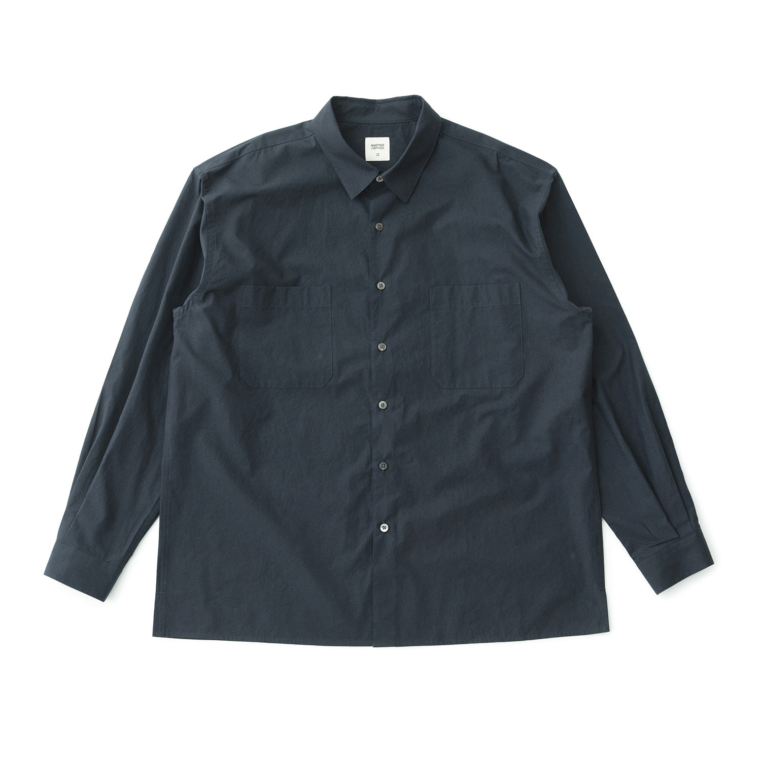 [재입고] Comfy Oversized Shirt (Dark Navy)