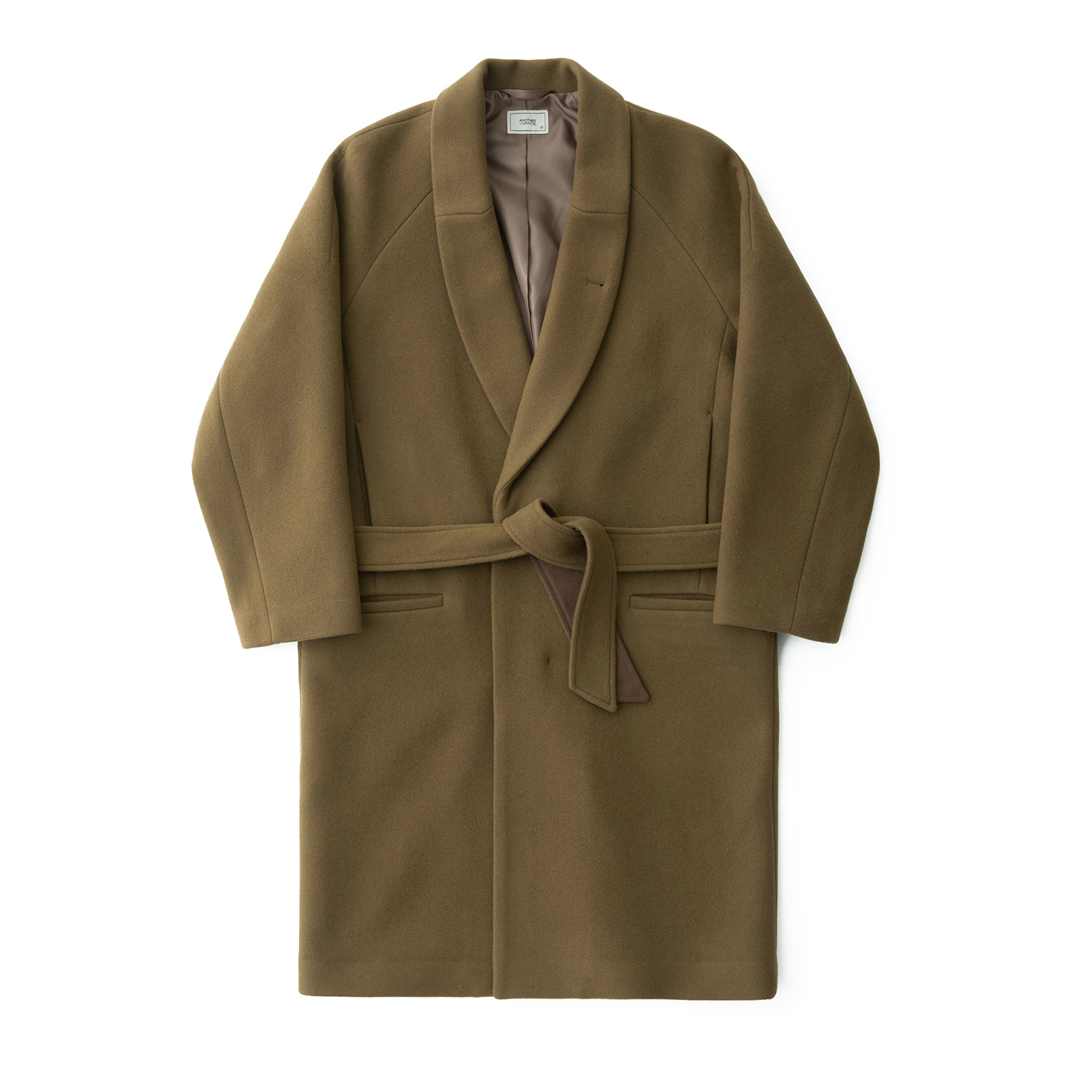 Morningcalm Mosser Robe Coat (Mocha)