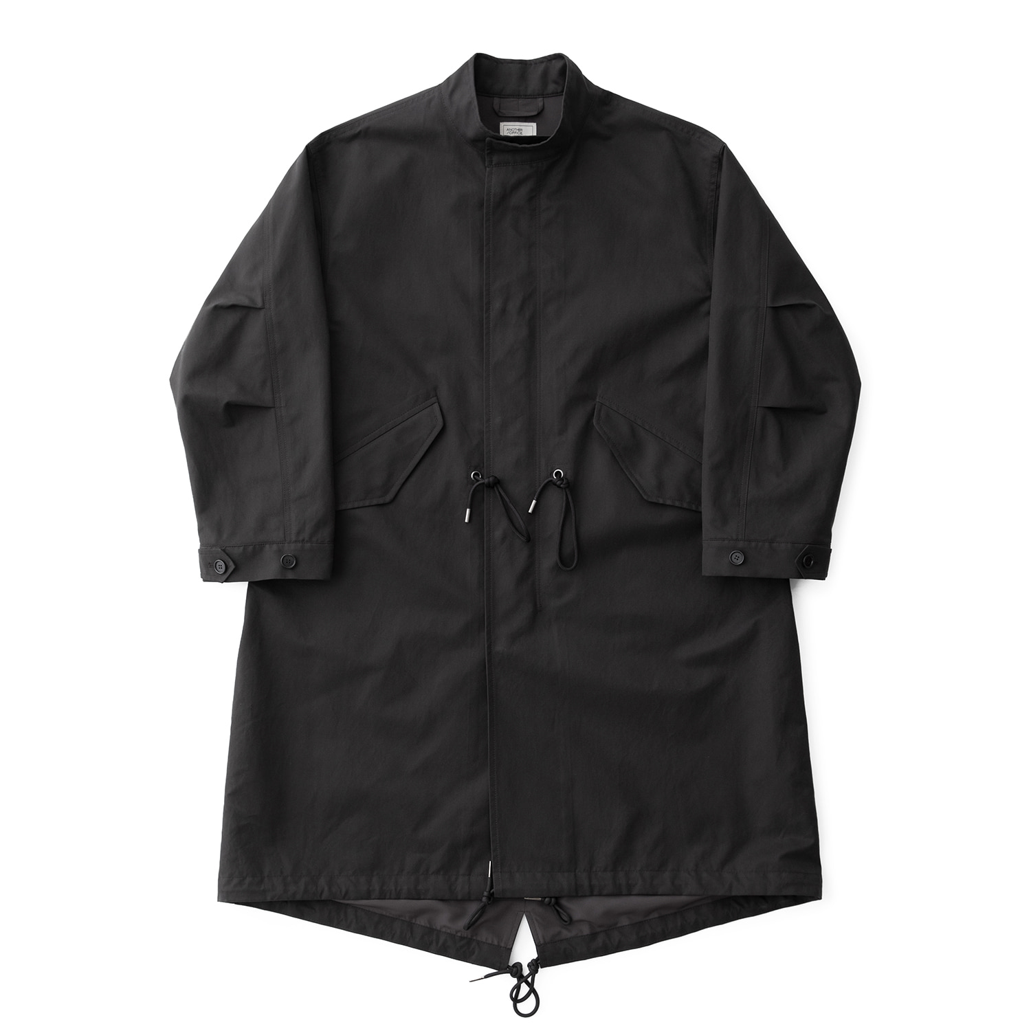 21SS Legacy M65 Parka (Faded Black)