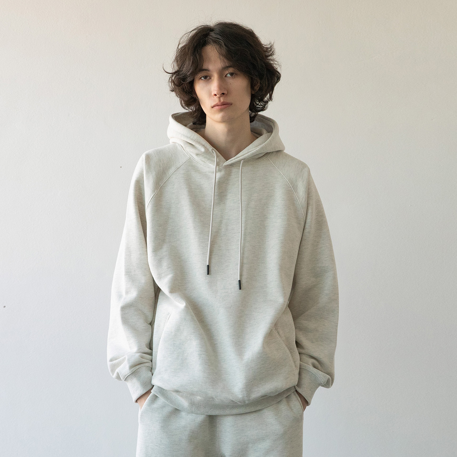 21SS Swallow Gymnasium Hoodie (Oatmeal)