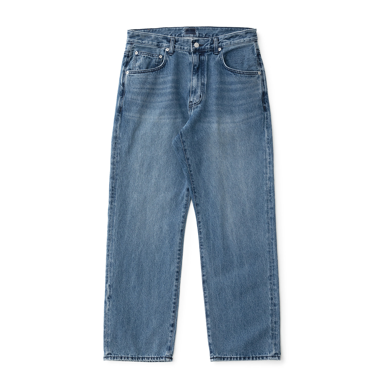 21SS River Jeans Type 3 (Mid Blue)