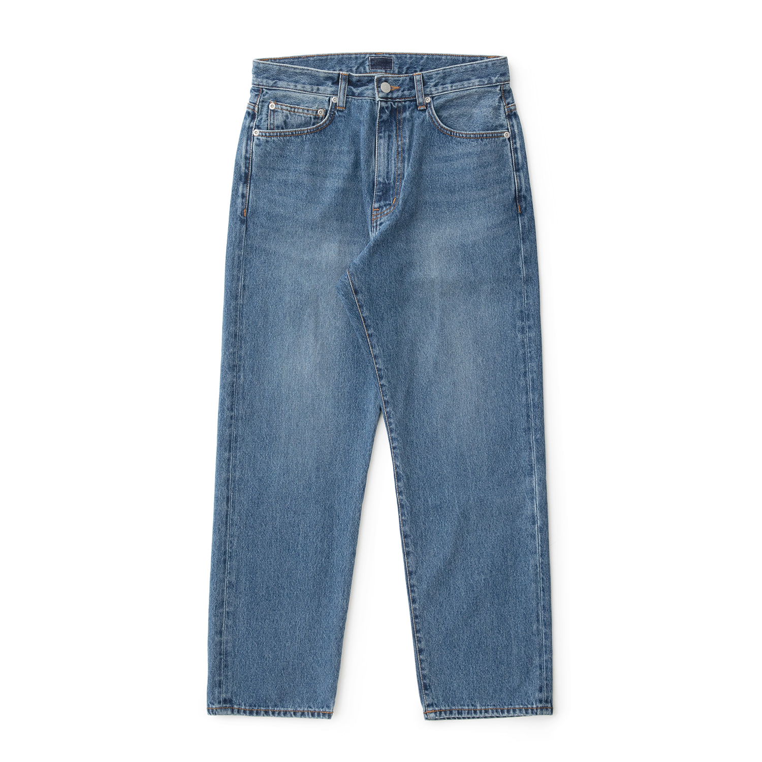 21SS Study Denim Type 4 (Mid Blue)