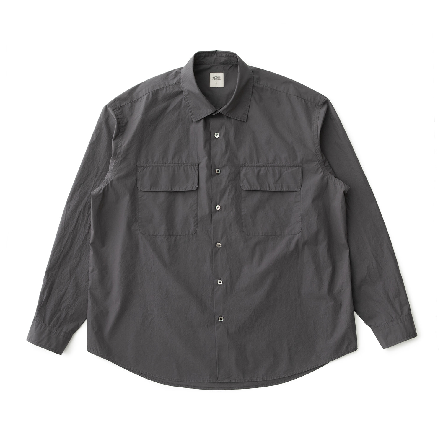 21SS Volume Shirt (Graphite)